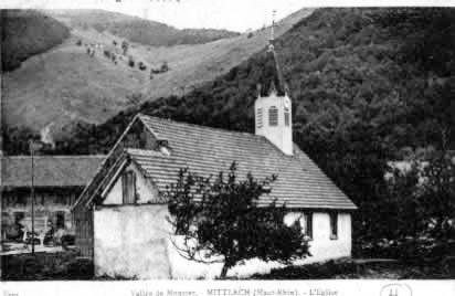 Cercle catholique de Mittlach en 1896