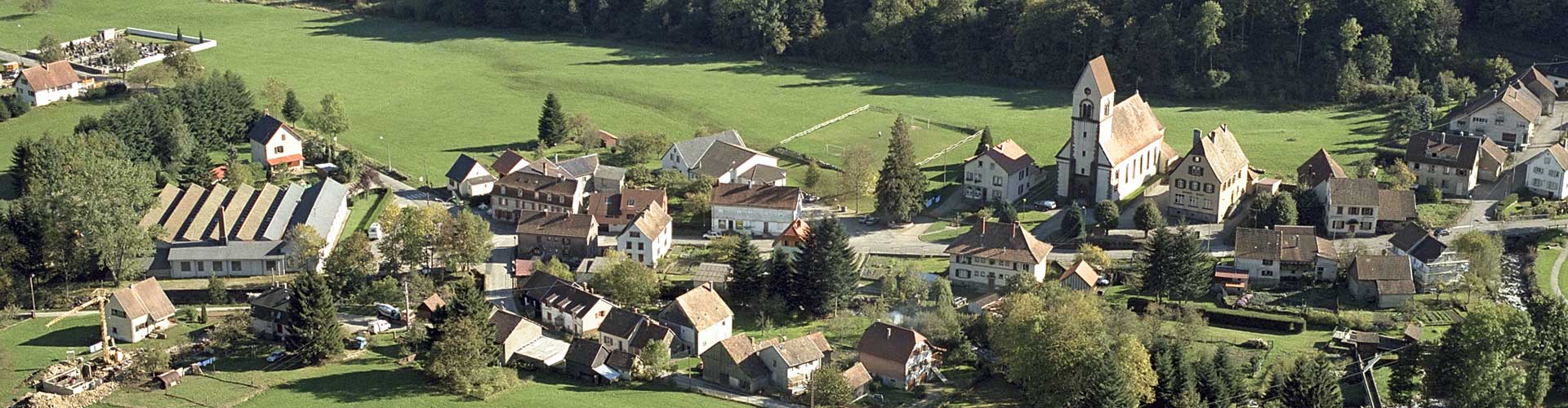 Les entreprises de la commune de Mittlach