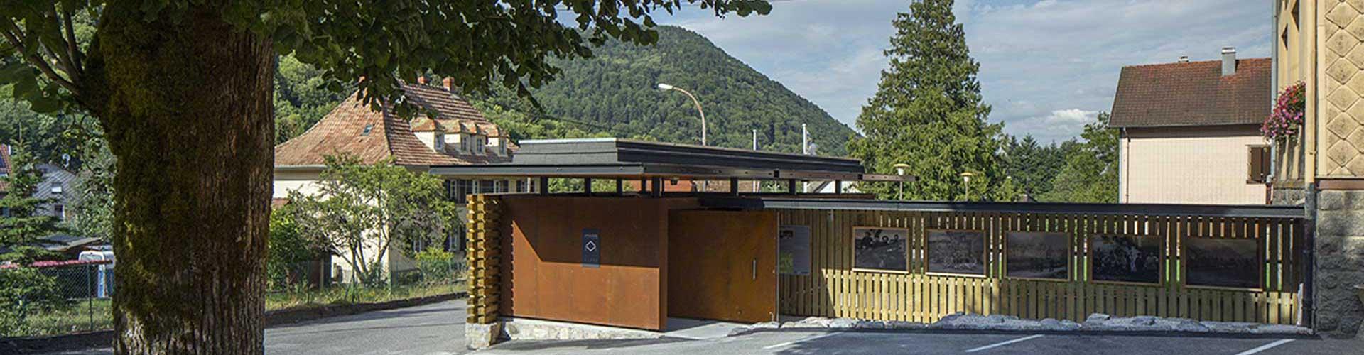 Ouverture du musée de l'ambulance alpine