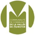 logo communauté de commune de munster