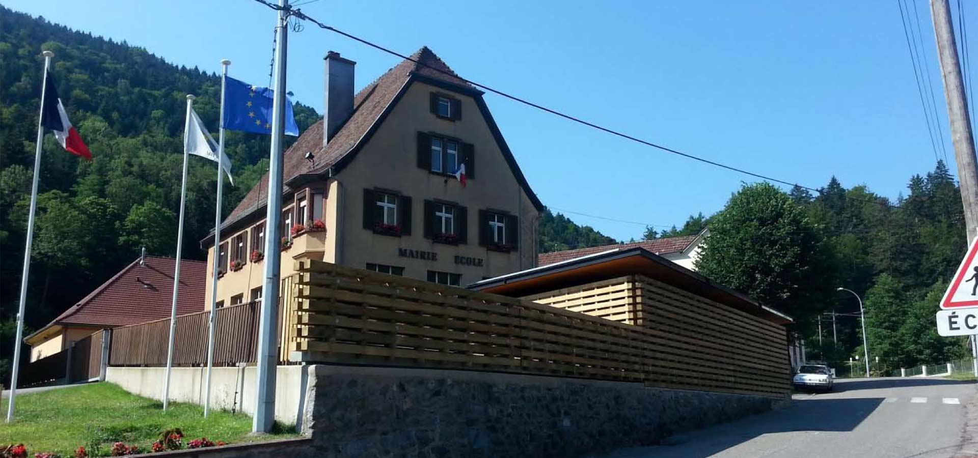 Achèvement de la construction du musée à Mittlach