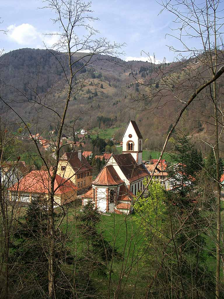 Commune de Mittlach